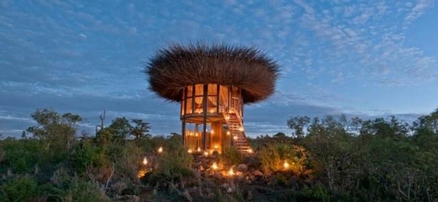 显然,Segera酒店给每位来过的游客都留下了深刻的印象。猫途鹰会员为这家酒店贡献了45个好评,其中44个都打了五颗星。