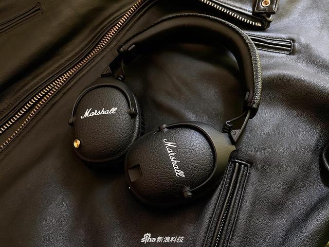 Marshll Monitor II ANC耳机开箱图集
