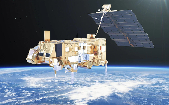 新浪科技讯  北京时间11月9日消息,MetOp-C卫星是欧洲气象业务卫星项目发射的第三颗、也是最后一颗卫星,于2018年11月6日发射升空。