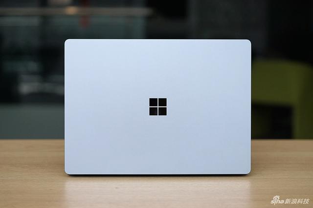 微软Surface Laptop 4评测:新配色还有更强大的核心