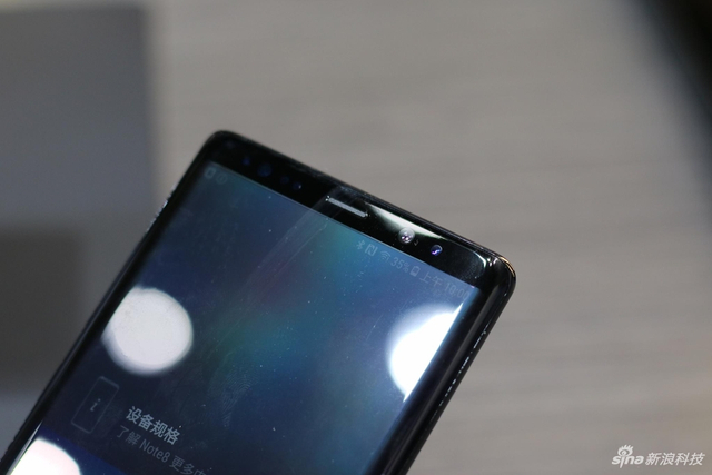 三星Note8国行版将在9月13日晚正式亮相,它采用了全面屏设计,搭载后置双摄,并且拥有S Pen,整体的外观设计十分出色。