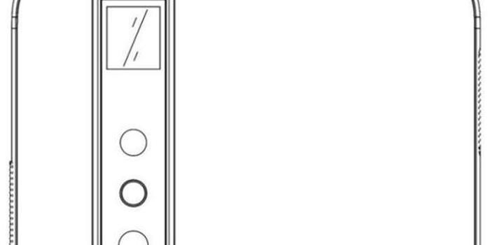 小米新設計專利曝光:后置四攝,采用潛望式變焦鏡頭