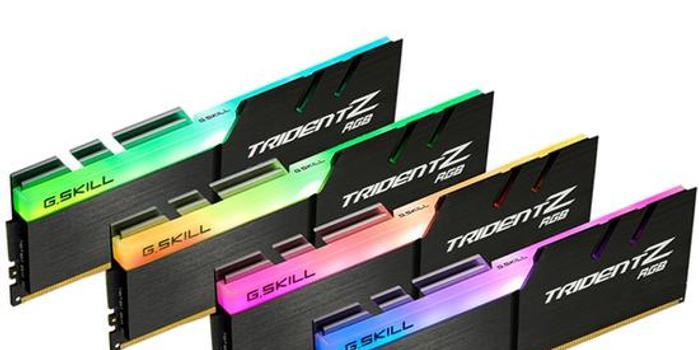 芝奇為AMD X399平臺發布極品內存:DDR4-3466 32GB