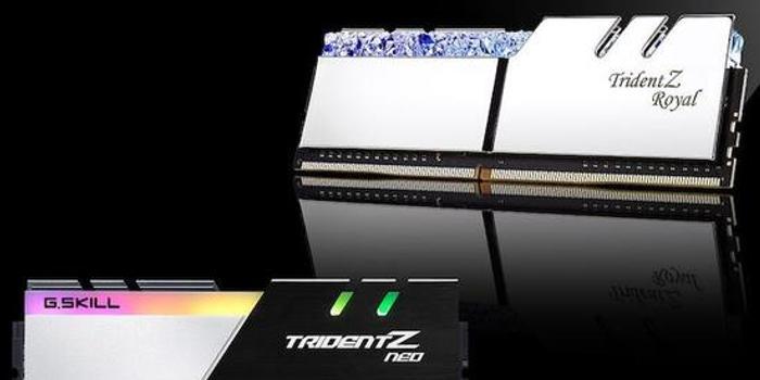 芝奇推出32GB版焰光戟/皇家戟,最高DDR4 4000
