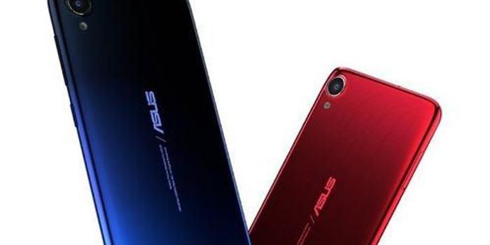 華碩發入門新機ZenFone Live L2:雙色漸變造型圓潤