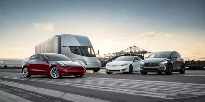 為什么說造電動汽車的特斯拉是一家數據公司