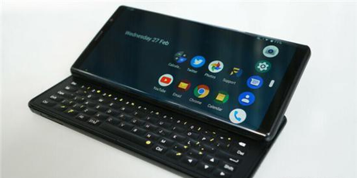 Fxtec Pro1側滑全鍵盤手機發布:配驍龍835