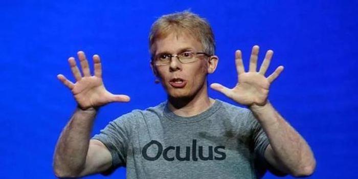 傳奇工程師卡不再擔任Oculus CTO 投身通用AI研究