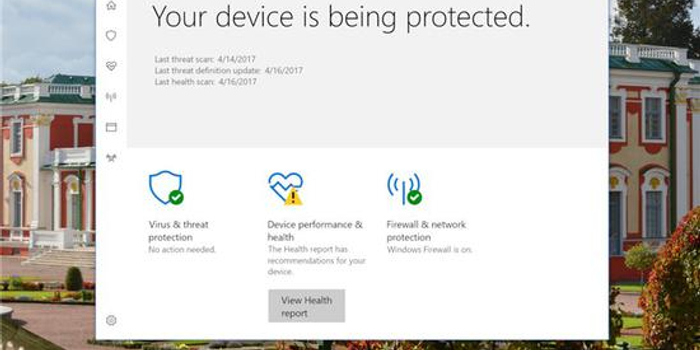 Windows Defender將改名為Microsoft Defender