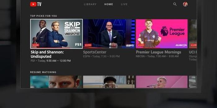 YouTube TV終于可以在亞馬遜Fire TV設備上使用了