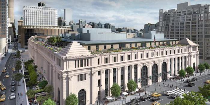 搶房大戰!蘋果、Facebook爭奪曼哈頓地標性建筑