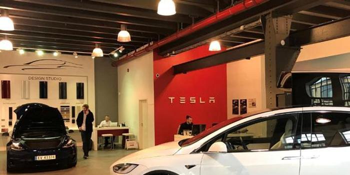 特斯拉在德挑戰保時捷 創造電動車最快速度記錄