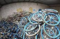 消失的共享單車去哪兒了?