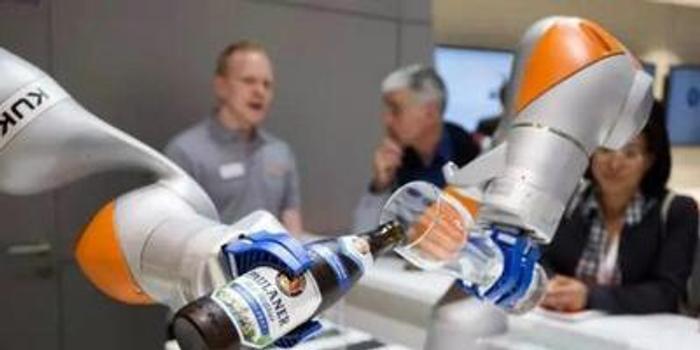 德国工业机器人供应商库卡一季度在华新增订单额翻番
