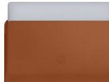 蘋果推出16寸MacBook Pro皮革保護套和96W電源適配器