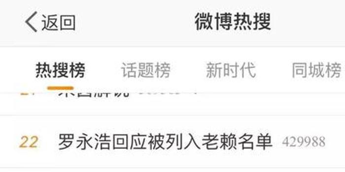 羅永浩悲情告白:賣藝還債!網友稱比下周回國強多了