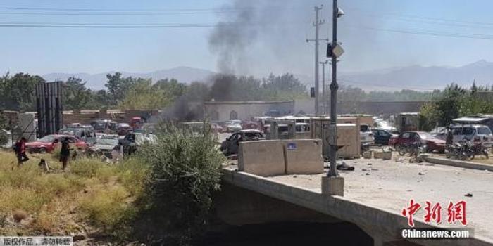 阿富汗总统推举日连发爆炸15人伤 大众渴望寂静