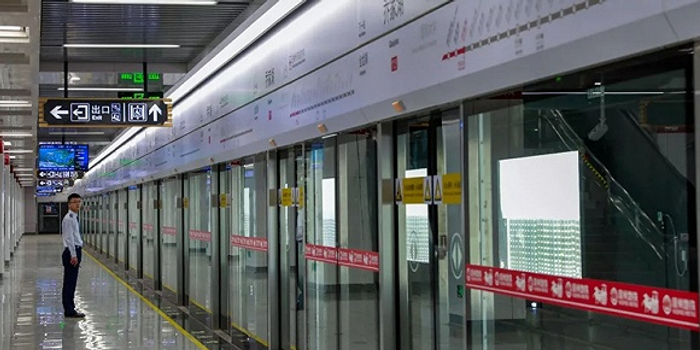 徐州地鐵開通 江蘇省5城通地鐵居全國第一