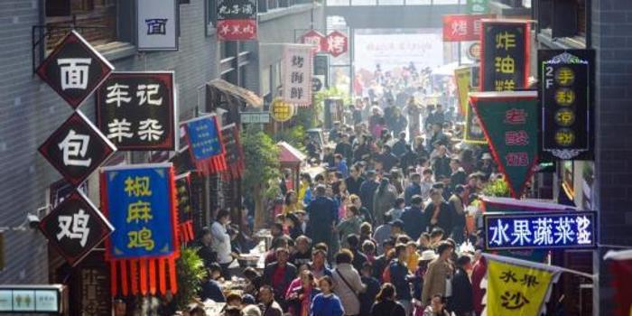 2019年國慶假日中國接待國內游客7.82億人次
