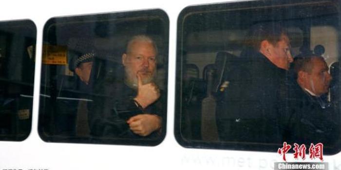 阿桑奇被捕與美要求引渡有關 瑞典成無意重審改案