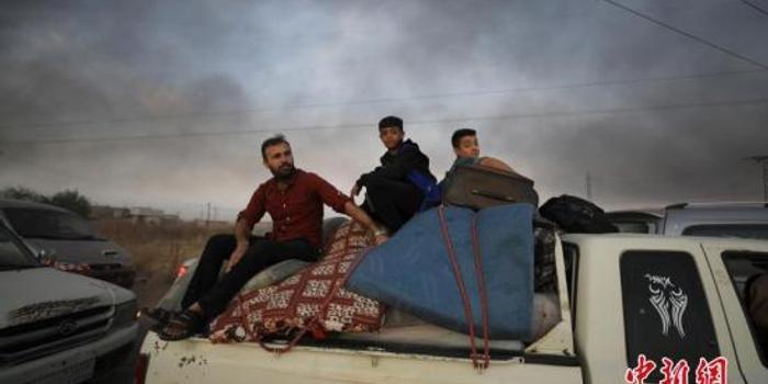 伊拉克總統:土耳其對敘北部的進攻或助漲恐怖主義