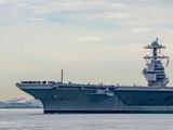 美国造船业江河日下:60年前造一艘航母只需三年 现在得15年