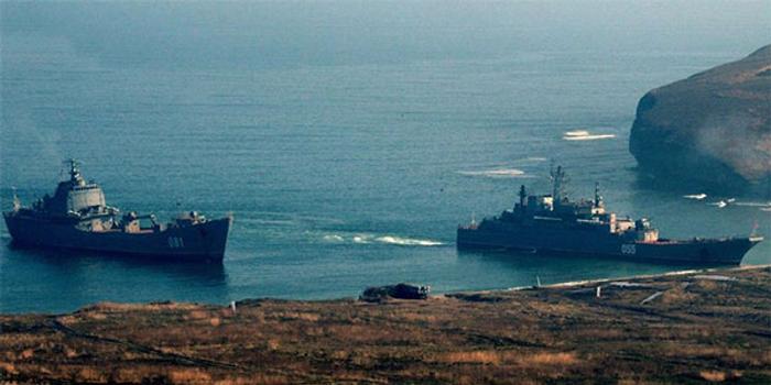 俄太平洋艦隊海軍陸戰隊2019年最大演習結束