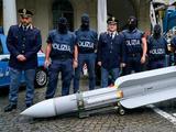硬核军迷这么多?继意大利之后,德国民间搜出教学用空空导弹