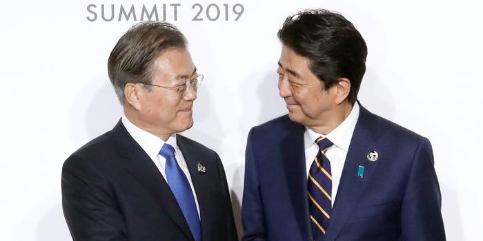 貿易戰100天日韓將磋商 韓媒:日本損失是韓國9倍