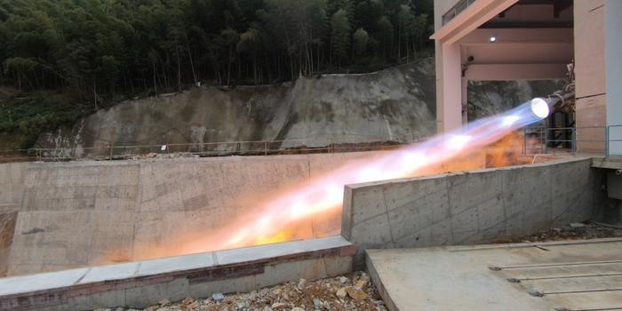 大推力可復用 這款液氧甲烷發動機200秒試車成功