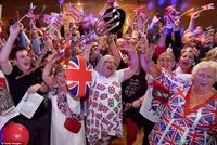 """""""終于自由""""?英國人告別歐盟""""悲喜交加"""""""