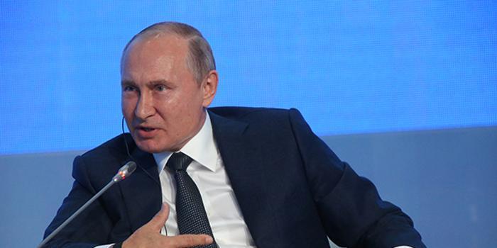 俄羅斯總統普京:中國是無法被遏制的