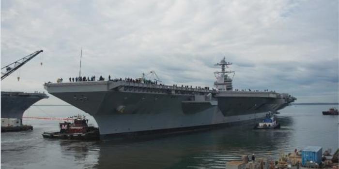 美議員批福特號航母:投入130億美元只買了艘駁船