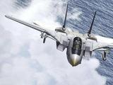 """美军官坐F14误把自己弹射出去,飞行员架着""""敞篷""""战机惊险降落"""