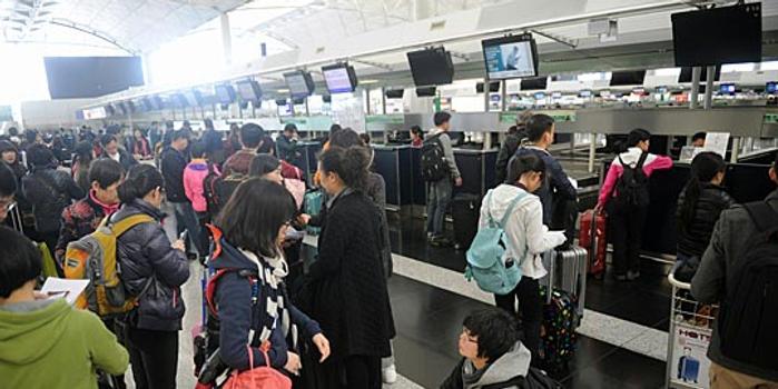 国泰航空拓空陆联运共享发展 旅客进出大湾区更便利