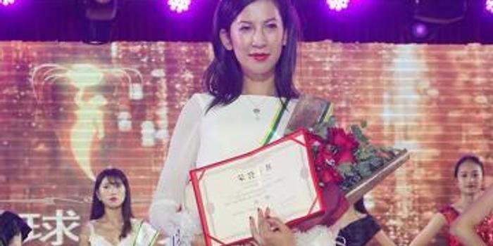 2017地球小姐中国区总决赛常州落幕