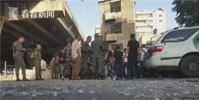 叙利亚首都发生爆炸,造成1人死亡,1人受伤|叙利亚首都遭到袭击