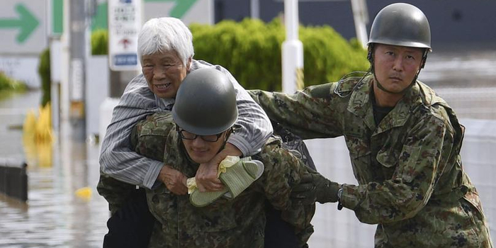"""日媒:自衛隊缺員危機越來越明顯 將成""""紙老虎"""""""