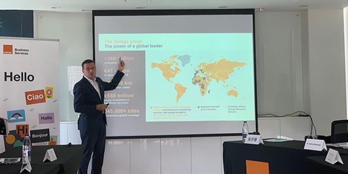 法國電信運營商Orange子公司 :會探討跟華為的合作