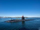 """服役幾十年的核潛艇""""謝幕"""",隸屬于洛杉磯級,將進行拆除工作"""