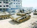 2萬敘利亞軍隊包圍邊境,要求500名美軍限期撤離,否則殺無赦