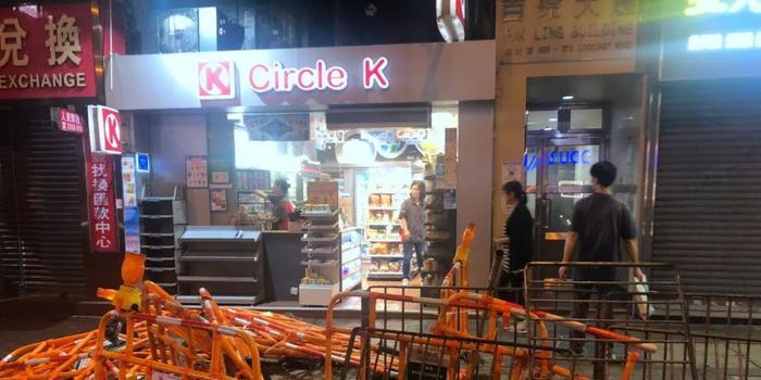 """""""禁蒙面""""后首個香港周末 警方執法仍面臨暴徒挑戰"""