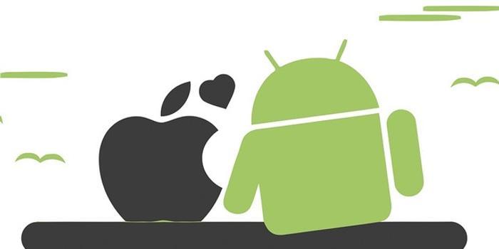 9102年了,蘋果IOS和安卓系統的差距還大嗎?