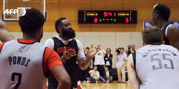 莫雷就涉港不當言論回應但未道歉 NBA各方急滅火