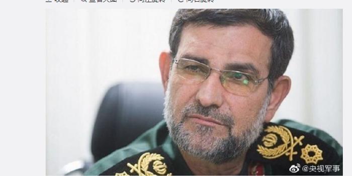 伊朗:严密监视整个波斯湾有美军存在的地方