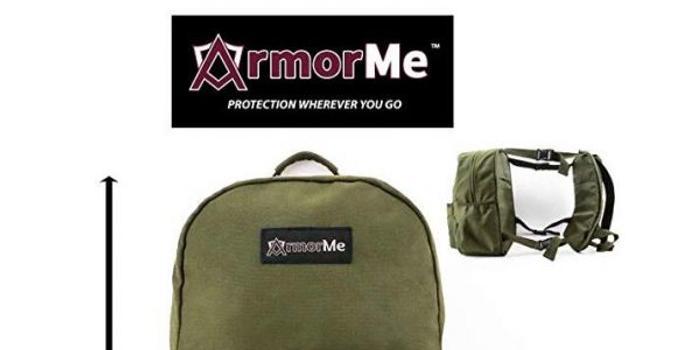 以色列退役軍官設計學生防彈背包 在美國熱賣