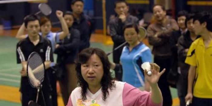 韓愛萍曾一年奪得13個冠軍 培養多名世界冠軍