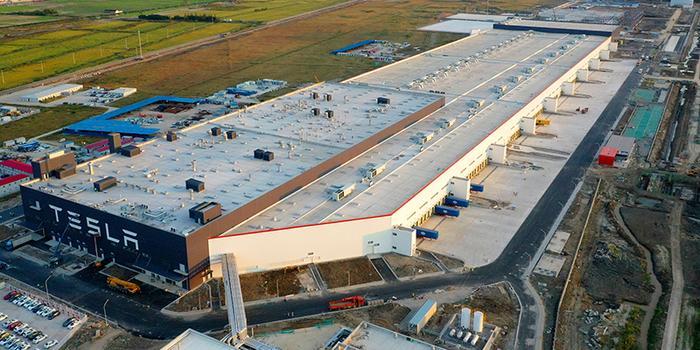 特斯拉:上海工廠已具備生產能力 周產量預計3000輛