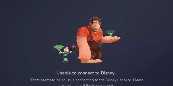 迪士尼+首次上線系統就掉鏈子 而奈飛已先攻海外市場