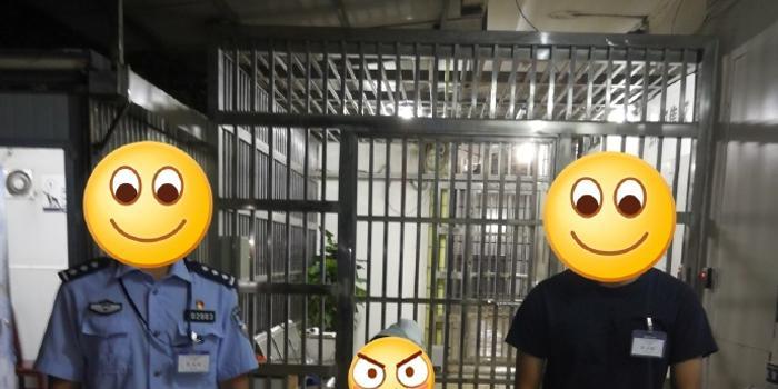 廣西南寧32歲男子在地鐵猥褻他人 被行拘15日